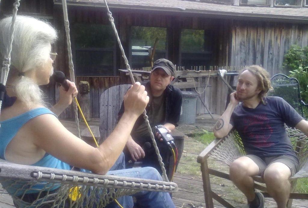 interviewing-shal - Thomas and Jason