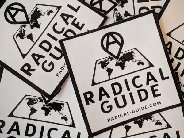 A Radical Guide Stickers